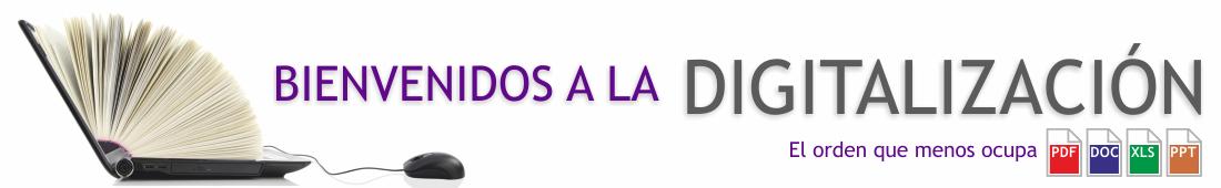 Digitalización de Documentos - Transformación Digital