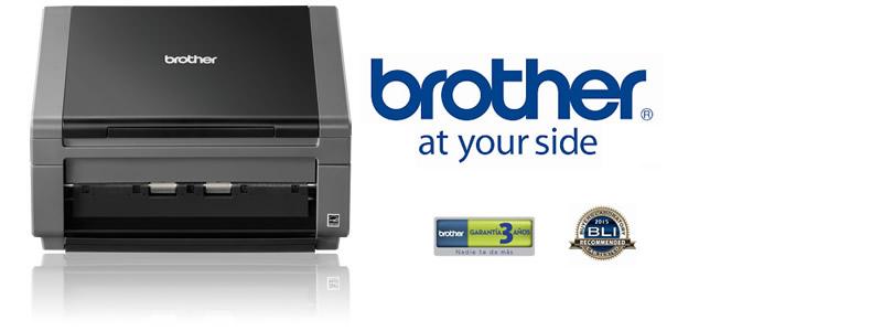Escáner documental Brother PDS-6000