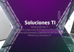 Soluciones TI - Sercaman y Serprosa