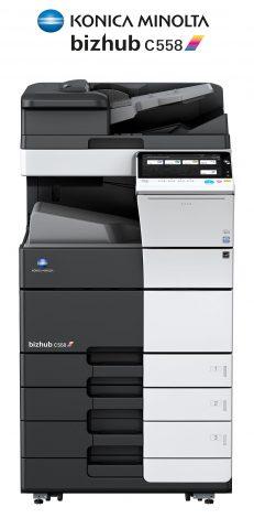 Multifuncional-Konica-Minolta-bizhub-C558