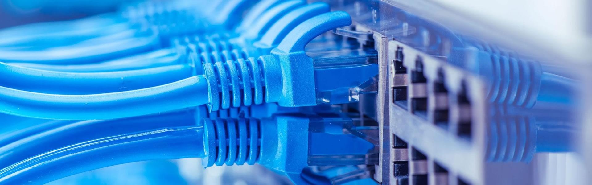 Redes de cableado estructurado y WIFI
