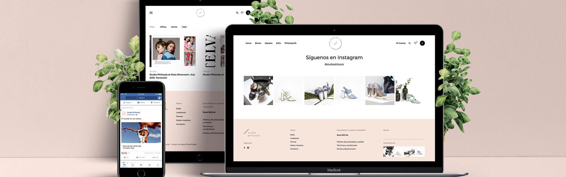 diseño web y marketing online