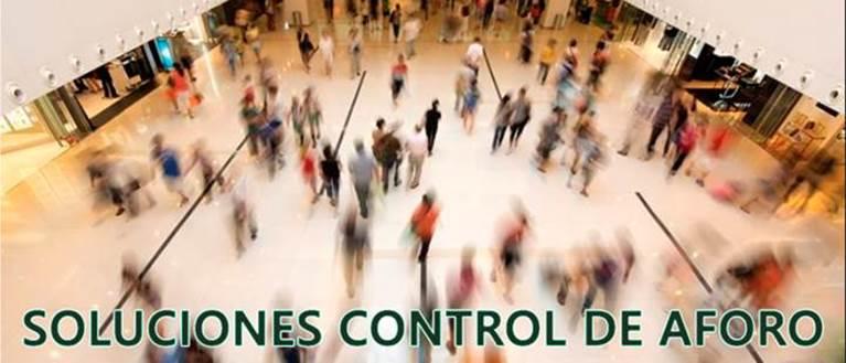 Soluciones de Control de Aforo