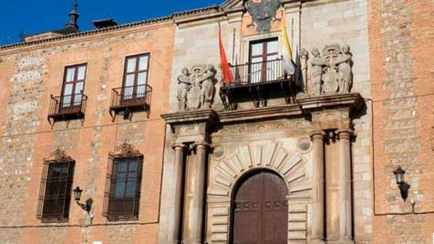 Arzobispado de Toledo - edificio