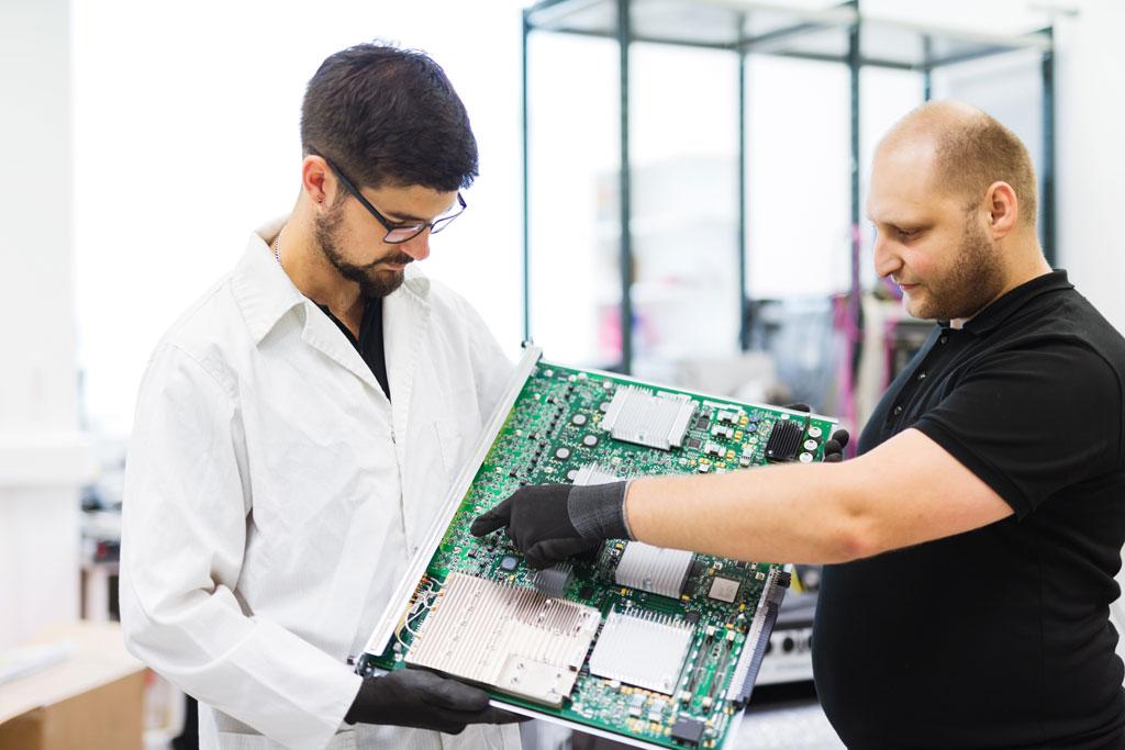 Mantenimiento informático para empresa