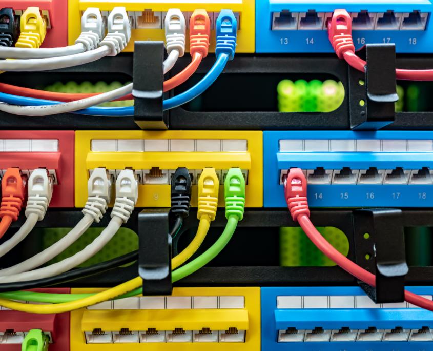 Mantenimiento de Cableado de Red. Estructurado. Fibra Óptica