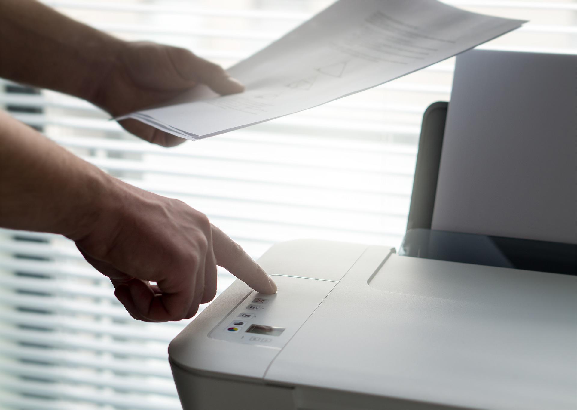 Servicios profesionales de impresión