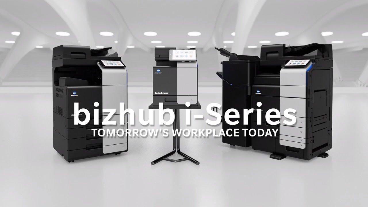 Impresoras de gran formato Konica